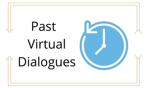 Past virtual dialogues