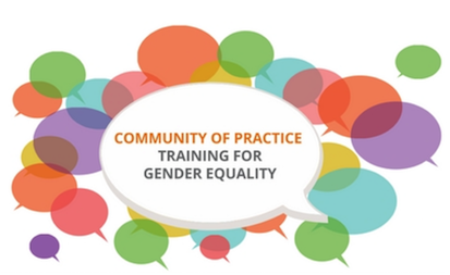 community of practice mail page image