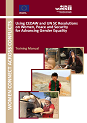 CEDAW and UNSC Training Manual cover