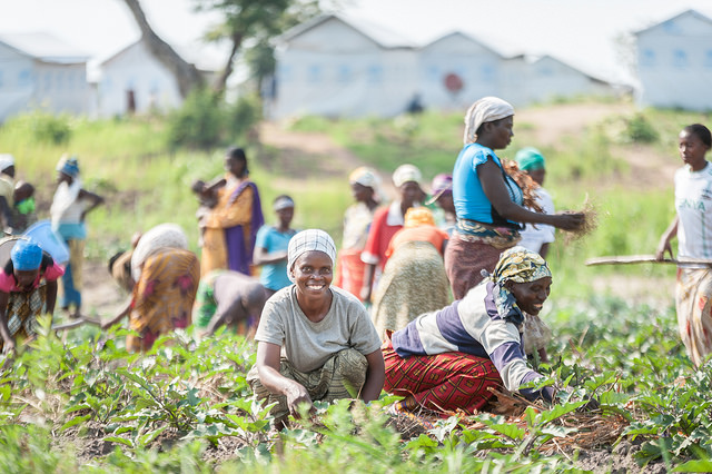 In DRC, women refugees rebuild lives, with determination and hope
