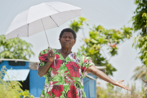 In Vanuatu, women tackle drought to restore livelihoods after Cyclone