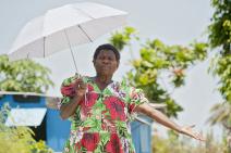 In Vanuatu, women tackle drought to restore livelihoods after Cyclone